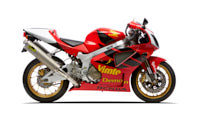 Honda SP1 Joey Dunlop Replica