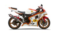 Suzuki GSXR750 Barry Sheene